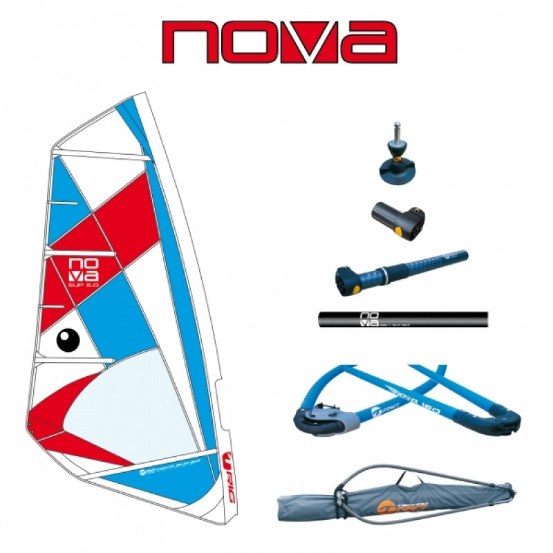 Burės komplektas Nova 4,0
