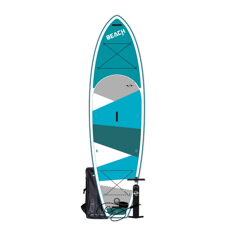 "Irklentė 10'6""x34"" SUP AIR BEACH PACK"