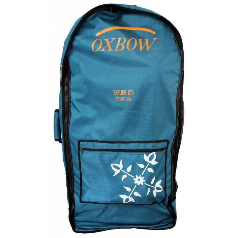 """Irklentė 12'6 OXBOW Discover Air x 28"""""""